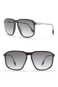 Victoria Beckham 60mm Oversize Square Sunglasses
