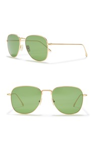 Victoria Beckham 55mm Square Sunglasses