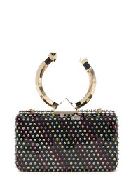 Valentino Minaudiere Beaded Clutch