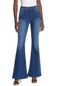 HUDSON Jeans Holly High Rise Flare Leg Jeans