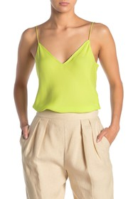 Theory V-Neck Silk Camisole