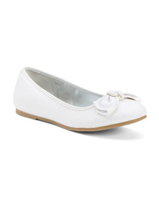 NINA Glittle Ballet Flats (Little Kid, Big Kid)