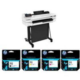 "HP DesignJet T525 24"" Wireless Large-Format Inkjet"