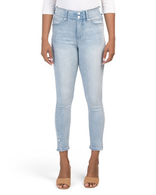 SEVEN7 High Rise All In One Shaper Ankle Jeans