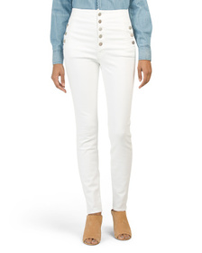 J BRAND Made In Usa Natasha High Rise Skinny Jeans