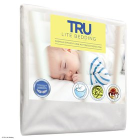 Crib Size - Mattress / Bed Cover - Premium Smooth