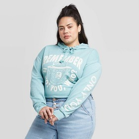 Women's Smokey the Bear Plus Size Sweatshirt - (Ju
