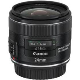 Canon EF 24mm f/2.8 IS USM Wide Angle Lens - U.S.A