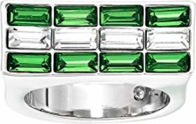 Vince Camuto Linear Baguette Ring
