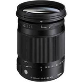 Sigma 18-300mm F3.5-6.3 DC Macro OS HSM Lens for S