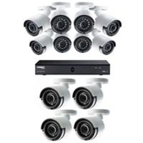 Lorex 16-Ch Security System, LHA42162T 2TB DVR & 1