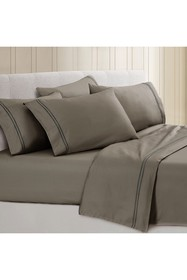 Modern Threads Rich King Sheets - 6 Piece Set - Si