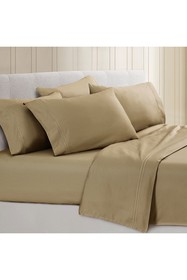 Modern Threads Rich King Sheets - 6 Piece Set - Ox