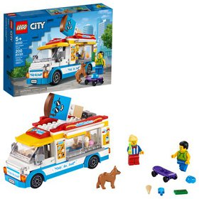 LEGO City Ice-Cream Truck 60253 Building Set for K