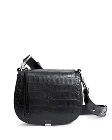 ALLSAINTS - Polly Round Medium Leather Crossbody