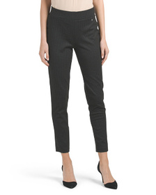 JONES NEW YORK SIGNATURE Pull On Ponte Leggings