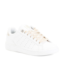 K SWISS Leather Athletic Fashion Sneakers
