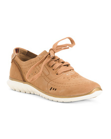 HUSH PUPPIES Comfort Suede Sneakers