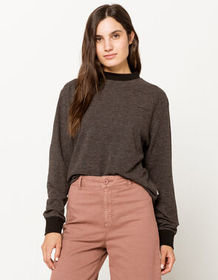 RVCA Overrated Womens Knit Top_