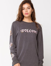 VOLCOM Madly Yours Womens Tee_