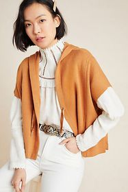 Anthropologie Alice Cropped Cardigan