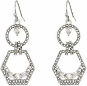 Vince Camuto Double Drop Earrings