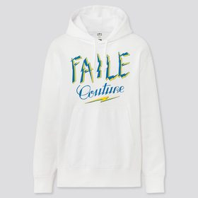 Urban Walls Faile Long-Sleeve Hooded Sweatshirt, W