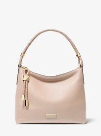Michael Kors Lexington Medium Pebbled Leather Shou
