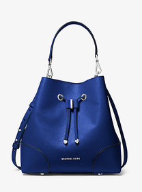 Michael Kors Mercer Gallery Medium Pebbled Leather