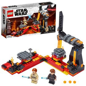 LEGO Star Wars: Revenge of the Sith Duel on Mustaf
