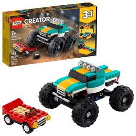 LEGO Creator 3in1 Monster Truck Toy 31101 Cool Bui