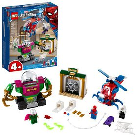 LEGO Marvel Spider-Man The Menace of Mysterio 7614
