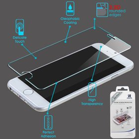 For iPhone 6 Shatterproof Tempered Glass Screen Pr