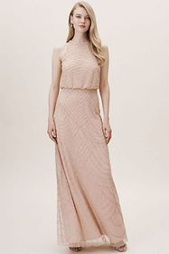Anthropologie Adrianna Papell Madigan Dress