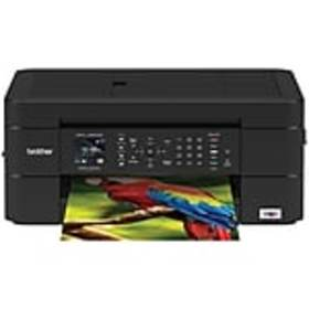 Brother MFC-J497DW Compact, Wireless Color Inkjet