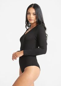 Tall Lena Long Sleeve Bodysuit