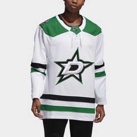 Adidas Stars Away Authentic Jersey