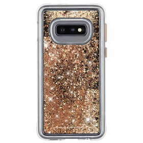 Case-Mate Galaxy S10e Waterfall Gold Case