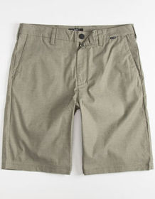 HURLEY Dri-FIT Breathe Heather Olive Mens Shorts_