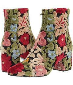 Etro Tapestry Ankle Boot