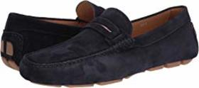 Canali Suede Driver