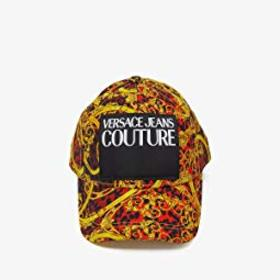 Versace Jeans Couture Leo Chain Print Cap