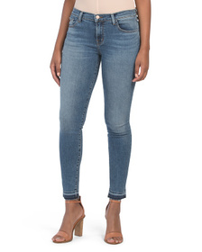 J BRAND Made In Usa 811 Mid Rise Skinny Jeans