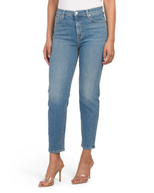 7 FOR ALL MANKIND High Waist Luxe Vintage Slim Jea