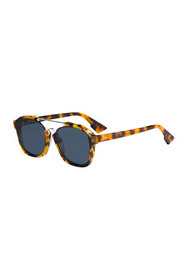 Dior Square Abstract Sunglasses