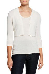 Neiman Marcus Cashmere Collection Modern Basic 3/4