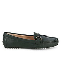 Lauren Ralph Lauren Briley Leather Loafers RACING