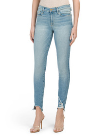 FRAME Made In Usa Le Skinny De Jeanne Jeans