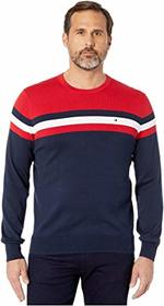Tommy Hilfiger Broome Color-Blocked Crew