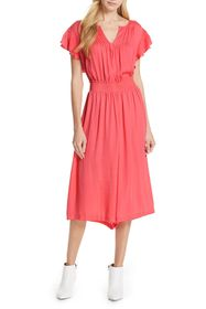 Dolan Carrie Pintucked Jumpsuit